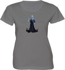 Disney Hades God of the Underworld Womens Juniors Girls Anime Cartoon T-Shirt