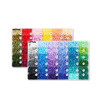 72 Color Artkal Midi Beads S-5mm DIY Kits For Craft Artist Perler Hama Beads Set