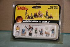 Woodland Scenics Scenic Accents #1905 Dog Wash New