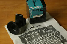 CONTAX Sucherlupe Magnifier CONTAX F-2N - Originalverpackt - OVP - BOXED