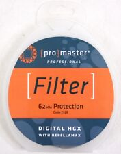 PROMASTER® 62mm Protection Filter DIGITAL HGX #2328 with Repellamax
