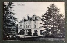 CPA. VILLE D'AVRAY. 92 - Le Monastère. 1906?
