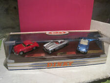 DINKY MATCHBOX SUPERBE COFFRET CLASSIC  SPORT CARS SERIES I ~~ 1/43 DY-902