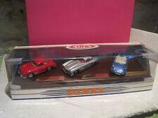 DINKY MATCHBOX SUPERBE COFFRET CLASSIC  SPORT CARS SERIES I ~~ 1/43 DY-902