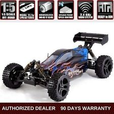 REDCAT RACING RAMPAGE XB-E 1/5 SCALE BLUE 4WD ELECTRIC BUGGY REMOTE CONTROL RC