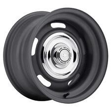 Chevrolet Rally Wheel Raw 15x8 5x4.75 4.25 BS US Wheel 54-5834L