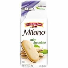 Milano Mint Chocolate Cookies, 7 oz. Bag