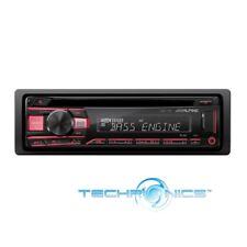 ALPINE CDE-170 IN-DASH CD/AM/FM/USB/AUX CAR STEREO ADVANCED CD RECEIVER