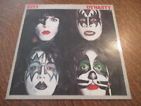 33 tours KISS dynasty