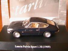 LANCIA FULVIA SPORT 1.3S BLUE 1969 STARLINE 511445 1/43 BLAU BLEU ITALIE ITALIA