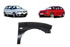 SEAT IBIZA 2002-2008 FRONT WING PAINTED ANY COLOUR RIGHT HAND O/S