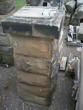 Antique Sandstone Stone Porch post Column columns