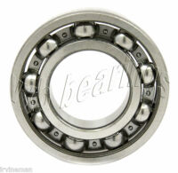 10x20 10x20x6 Stainless Steel Open Deep Groove Radial Ball Bearings