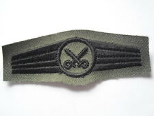 Bundeswehr Abz. Staff in generally Army service in olive / black