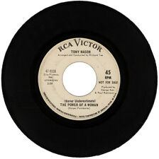 """TONY MASON  """"(NEVER UNDERESTIMATE) THE POWER OF A WOMAN""""   DEMO NORTHERN SOUL"""