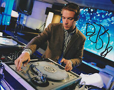 DIPLO DJ Major Lazer SIGNED 8x10 Photo c Cold Water Lean On