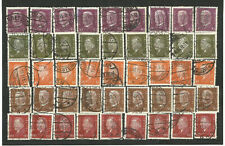 GERMANY. 1930's MIXTURE OF USED STAMPS (A)