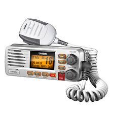 Uniden UM380 Solara White VHF DSC Marine Boat Radio Class D