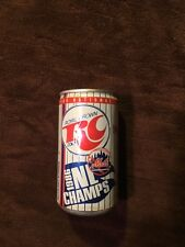 1986 Can of RC Cola Soda Commemorating Mets Pennant
