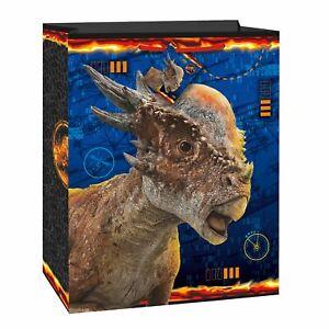 Jurassic World Movie Dinosaur Kids Birthday Party Large Gift Bag