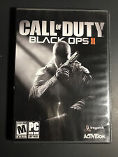 Call of Duty: Black Ops II (PC: Windows, 2012) 2 Disc's Included Key Included