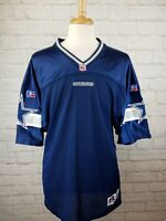 RARE Authentic Vintage 1990's Dallas Cowboys NFL Sewn Jersey Russell Athletic