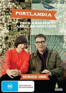 Portlandia : Series 1 Free Post