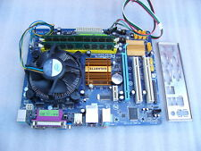 Gigabyte GA-G31M-ES2L Motherboard With Dual-core E7500@2.93GHz Cpu+4GB-DDR2