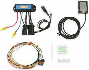 NOS Mini 2-Stage Progressive Nitrous Controller w/ Touch Screen Programmer 25974
