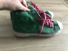 Ladies Real Suede Trainer Boots By Next Size 6