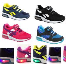 Kinder Leuchtschuhe Licht Sneaker Blinkschuhe LED für jungen und Mädchen P53