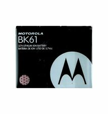 Oem Motorola Bk61 950 mAh Replacement Battery for Rokr E8/I425/I425T