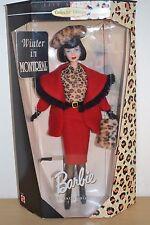 1999 Collector Edition City Seasons Collection Hiver à Montréal Barbie