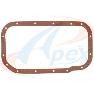 Engine Oil Pan Gasket Set Apex Automobile Parts AOP212