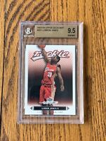 (REPACK) LEBRON JAMES 2003-04 Upper Deck MVP #201 ROOKIE RC BGS 9.5 (READ FIRST)