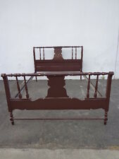 Antique Bed Rustic Shabby Chic Primitive French Provincial Victorian Bed Frame
