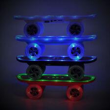 Skateboard Scooter Luci LED Altoparlante Wireless Bluetooth per tutti i dispositivi