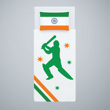India Cricket Duvet Set