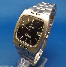 OMEGA Square Wristwatches with Date Indicator