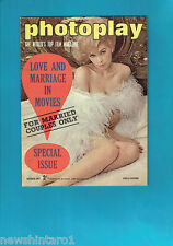 #T42.  PHOTOPLAY   MONTHLY MOVIE  MAGAZINE, OCTOBER 1967,  STELLA STEVENS  COVER