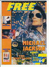 FREE (JUILLET 1995) MICHAEL JACKSON THE CHIEFTAINS TAKE FIVE JEROEN MULDER