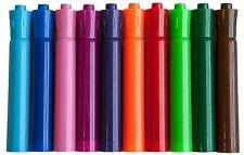 10x Felt Scented Marker Pens / Felt Tips / Bingo Dabber / Highlighter