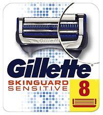 Gillette SkinGuard Sensitive Rasierklingen, 2x 8er Pack  16  Stück Neu & OVP