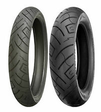 New Shinko 130/90-16 & 150/80-16 777 H.D Tire Set For Harley-Davidson & Kawasaki