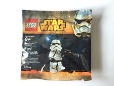 LEGO Star Wars Stormtrooper Sergeant Polybag 5002938 Brand NEW Sealed