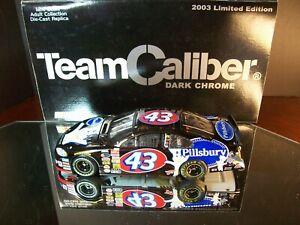 John Andretti NDA #43 Pillsbury Black Chrome SAMPLE 2003 Dodge Intrepid 180 Made