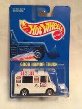 1992 Hot Wheels Good Humor Truck Col. #5 (5 Spoke Hub Wheels) 1:64 Diecast New