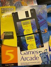Psion Software Games Arcade Diskette