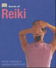 Reiki (Secrets of...),Angela Robertshaw, Anne Charlish,Acceptable Book mon000009