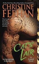Cats Lair (A Leopard Novel) by Christine Feehan